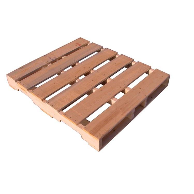 【特吉包装】熏蒸木托盘_物流专用出口热处理木托盘