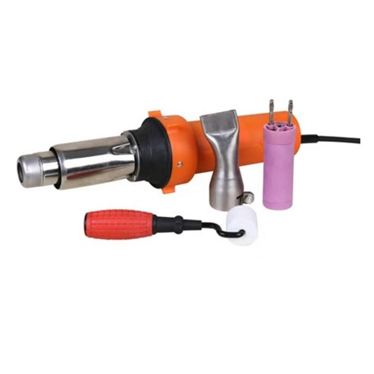 程煤直销手持式热风焊枪 1700W热风枪可调温  热风塑料焊枪
