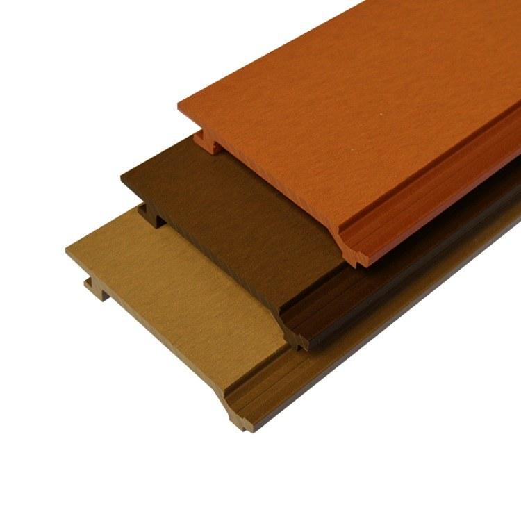 户外别墅,轻钢别墅外墙板,安徽红树林免维护木塑墙板
