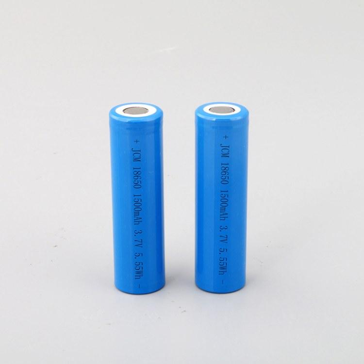 佳创铭18650锂电池 3.7V1500mah充电电池