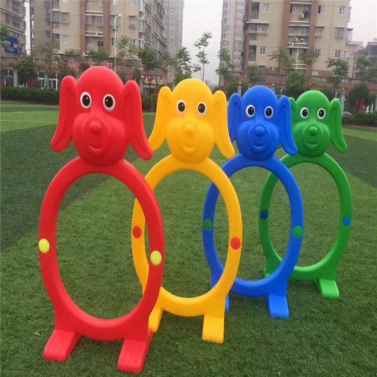 幼儿园玩具  儿童益智玩具 儿童钻圈滚动轮胎 博康厂家