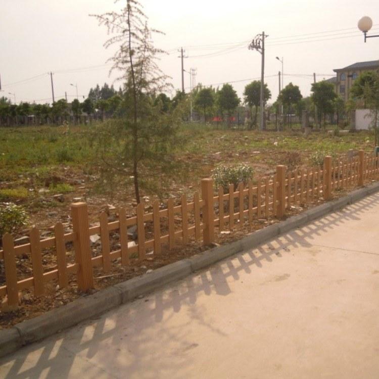 红树林塑木 庭院木塑护栏  100*100景观木塑栏杆  木塑厂家直销