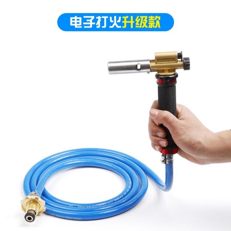 无氧液化气焊枪  电子打火焊炬