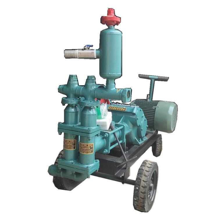 一诺机械卧式双缸砂浆泵 BW70/8砂浆注浆机