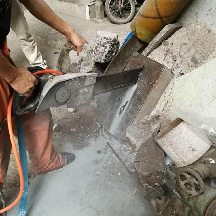 程煤直销电链锯 木业收割锂电电链锯 气动切割链锯