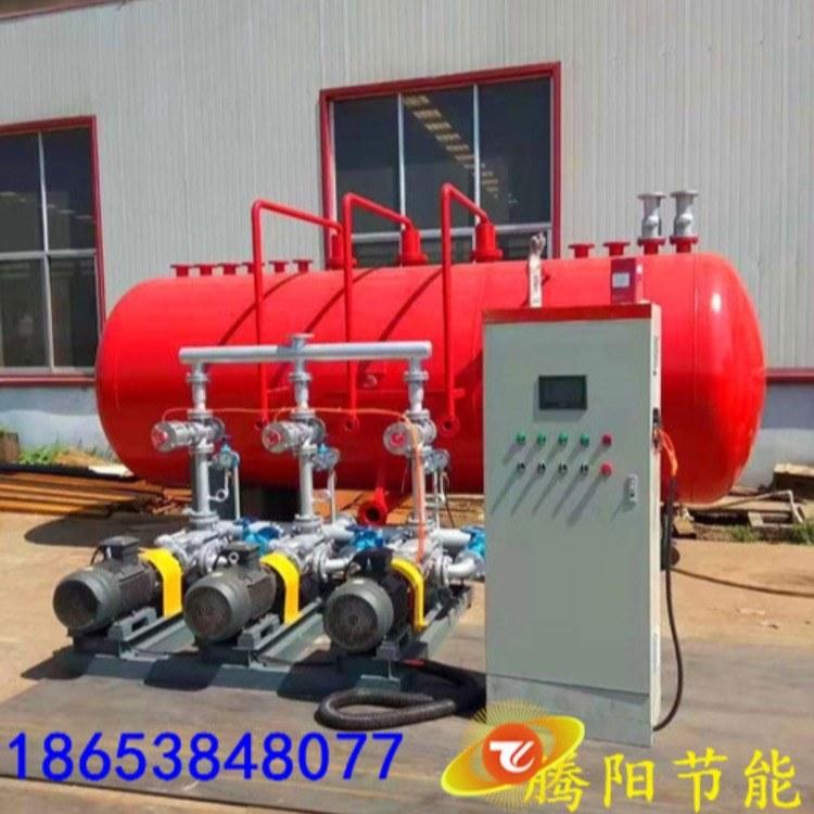 TY型蒸汽冷凝水回收装置,近几年在锅炉使用企业发挥着重大的节能效益