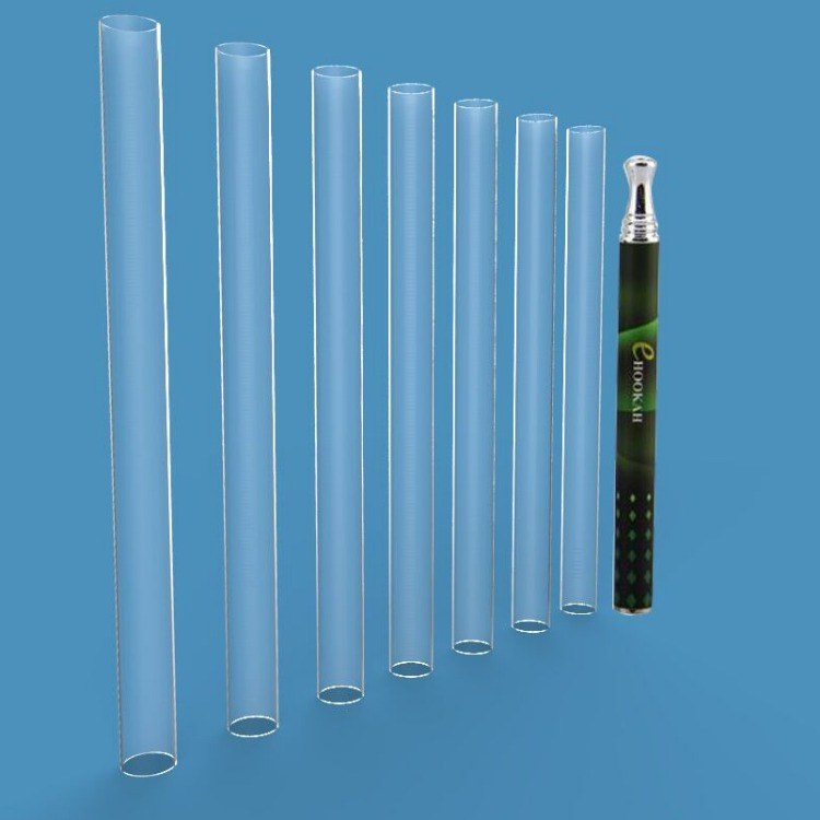 电子烟PCTG材质电子烟管 联臻生产厂家