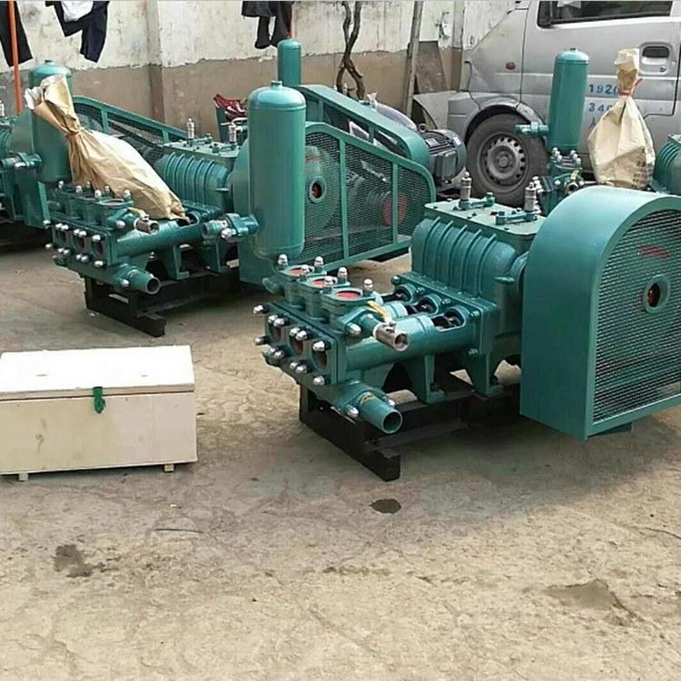 程煤注浆机 地质勘探混泥土注浆机 单缸双缸活塞式泥浆泵直销