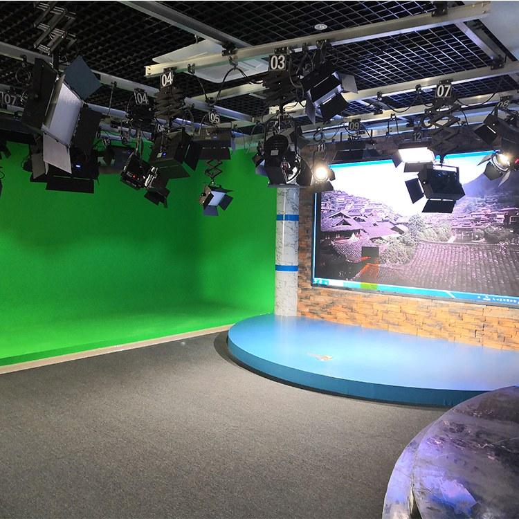 虚拟演播室设计演播室灯光