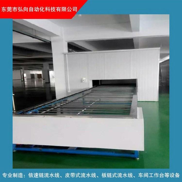 东莞厂家供应隧道炉 烘干涂装流水线 隧道炉定制