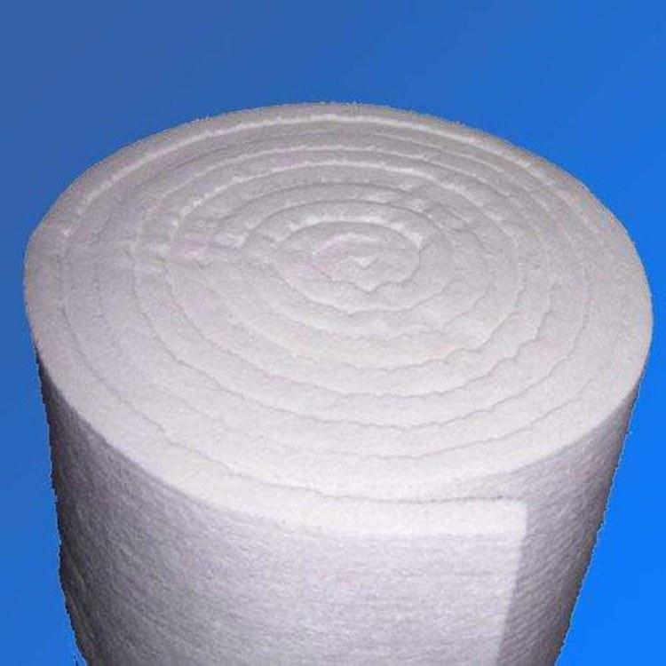 普通型硅酸铝憎水针刺毯 隔热防火防水耐火材料