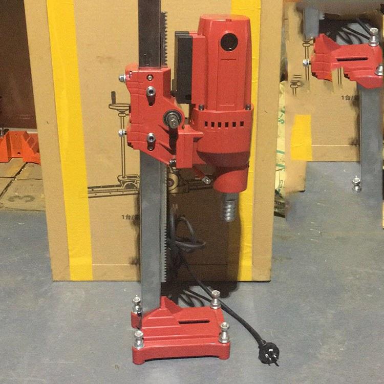 程煤水钻 大功率水钻机 350混凝土钻孔取芯机直销