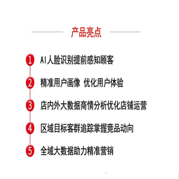河北惠途人脸AI超级会员管理系统