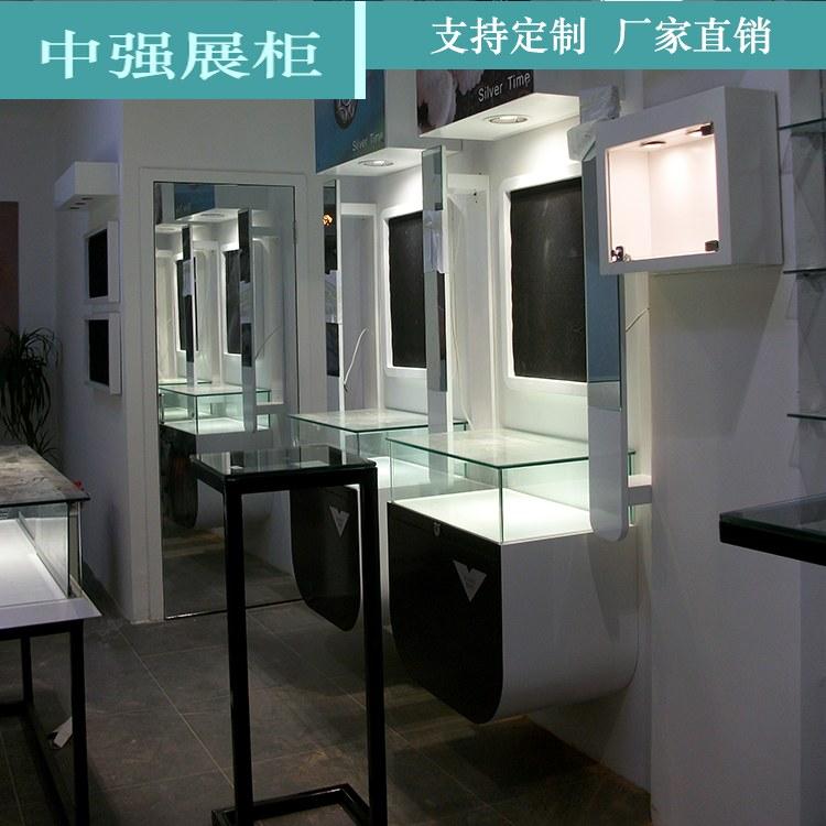 珠宝展示柜 业务受理体验台桌珠宝展柜首饰柜台 厂家直销 中强