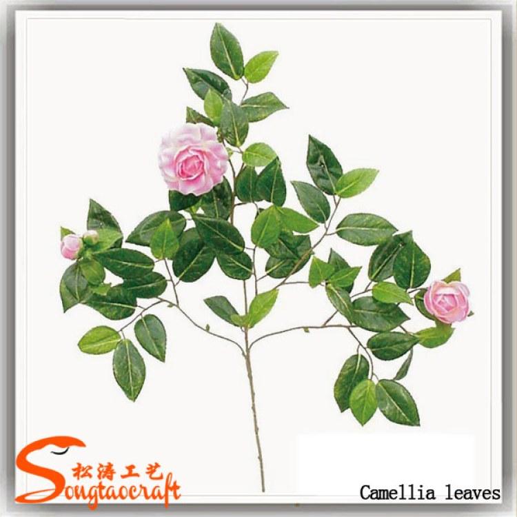 广州仿真果树叶子生产厂家 仿真紫荆花叶子批发 仿真植物叶子供应商