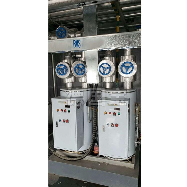 GPC-600  36KW 横置圆形机关单位学校部队铁路集体洗浴供水电热水器 德国宝