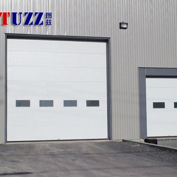 徐州工厂仓库电动提升门,徐州钢结构厂房工业提升门