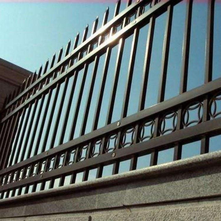 厂家直销 阳台护栏网 锌钢飘窗栏杆 户外走廊栅栏 楼顶围栏