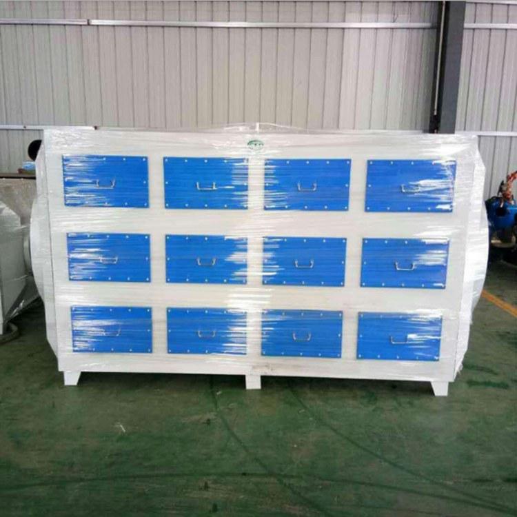 厂家直销 环保型活性碳吸附箱废气处理设备 活性碳环保箱 过滤箱