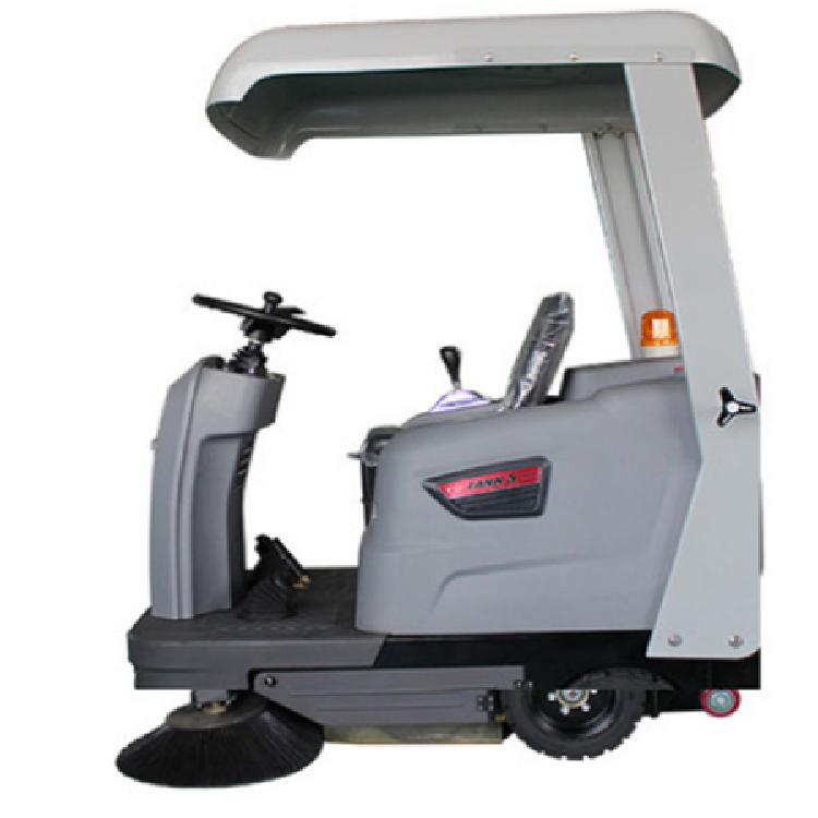 君诺 全自动电瓶式扫地车 舒适高效扫地车分销价格