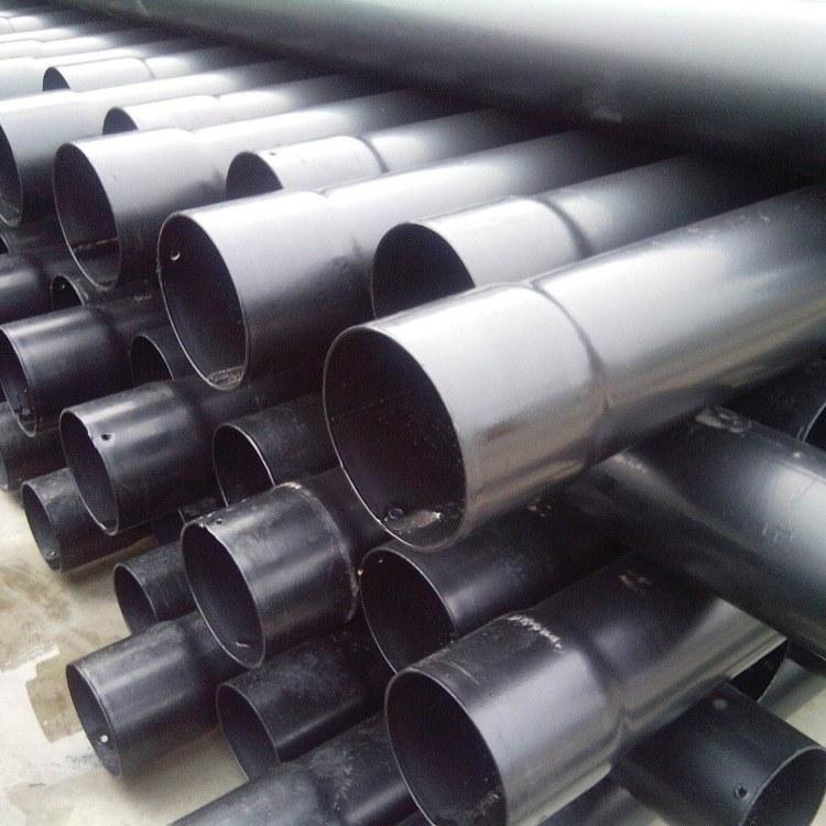 河南,郑州电力通信专用热浸塑钢管厂家,哪里找轩驰管业钢带管 价格咨询