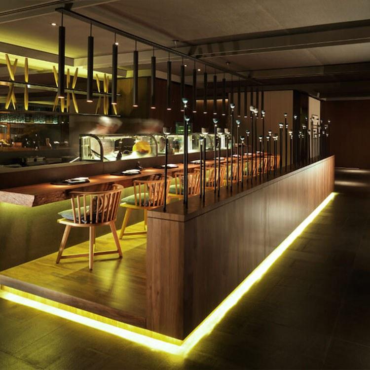 (图)杭州餐厅装修选择[博妍装饰]规模大-力量雄厚-资质齐全-工期短-施工质量优