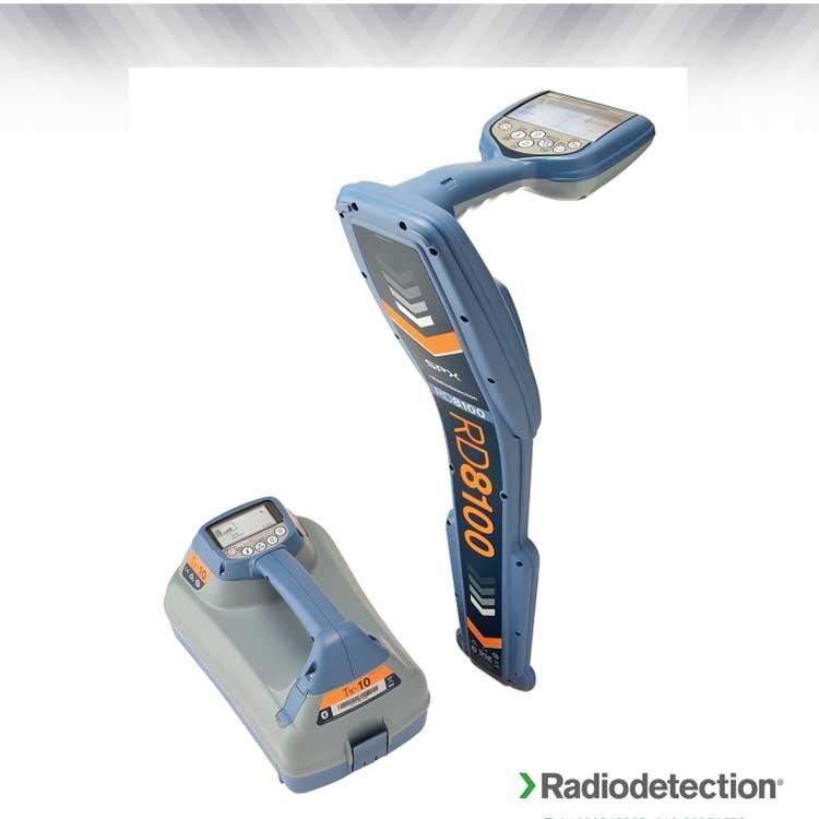 英国雷迪RD8100精确定位仪 地下管线探测仪 金属管道走向探测仪 线缆电缆定位仪价格