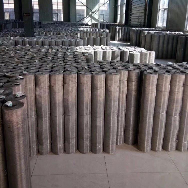 工厂现货 500目400目1.3米宽316L不锈钢丝网 丝网印刷超薄网