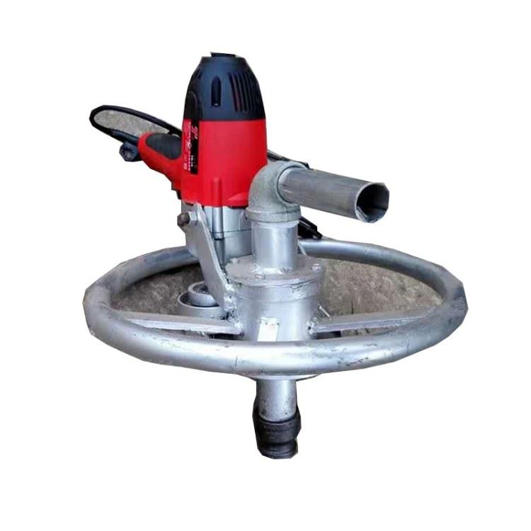 程煤手持打井机 小型家用水井钻机 圆盘式水井钻机