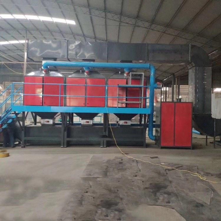 家旭现货供应VOCS催化燃烧-废气处理设备环保设备