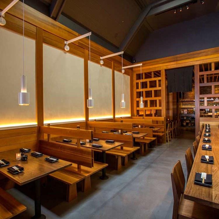 【博妍装饰】- 杭州专业寿司店装修公司,资质优、工期短、工程质量优
