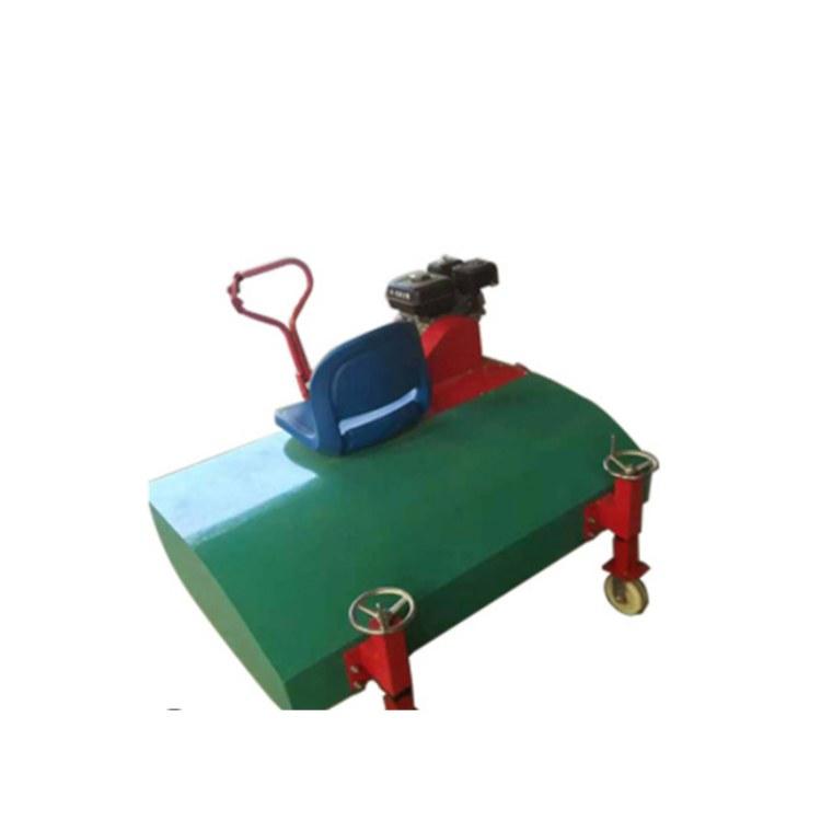 程煤人造草坪梳草机 草坪整草梳理机 人工草地梳草机