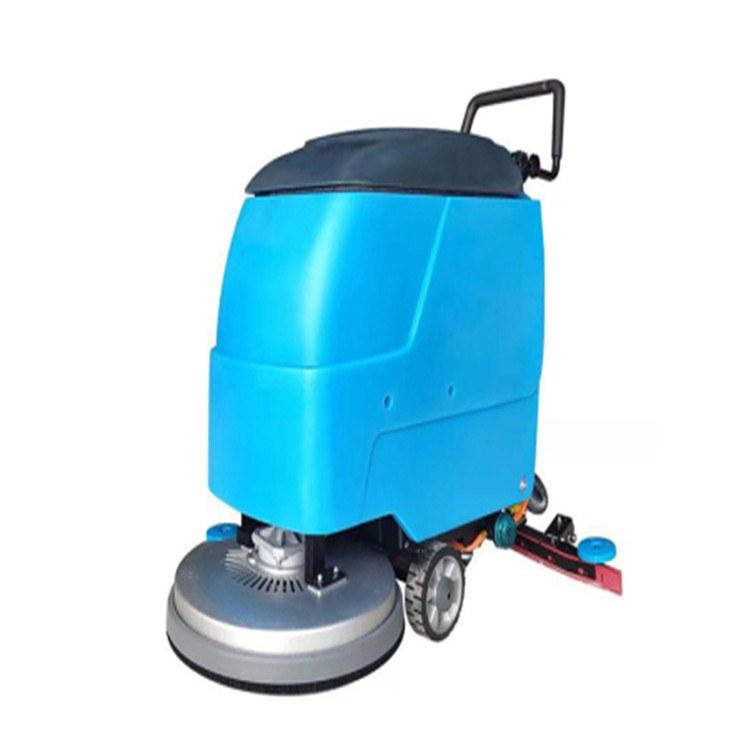 食堂洗地机扫地机 洗手间等小型场所适用的洗地机