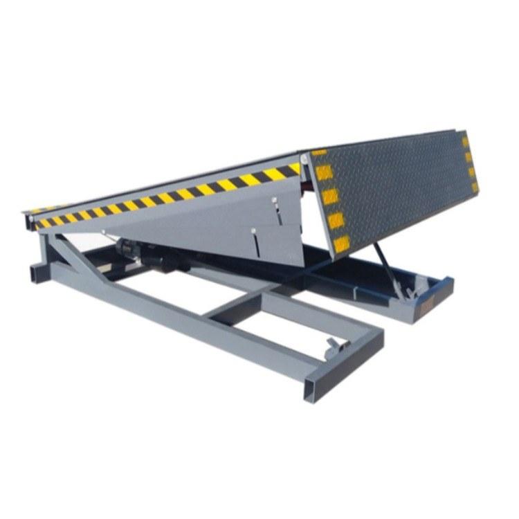 厂家供应固定式液压登车桥 集装箱装卸货平台 高度式调节板