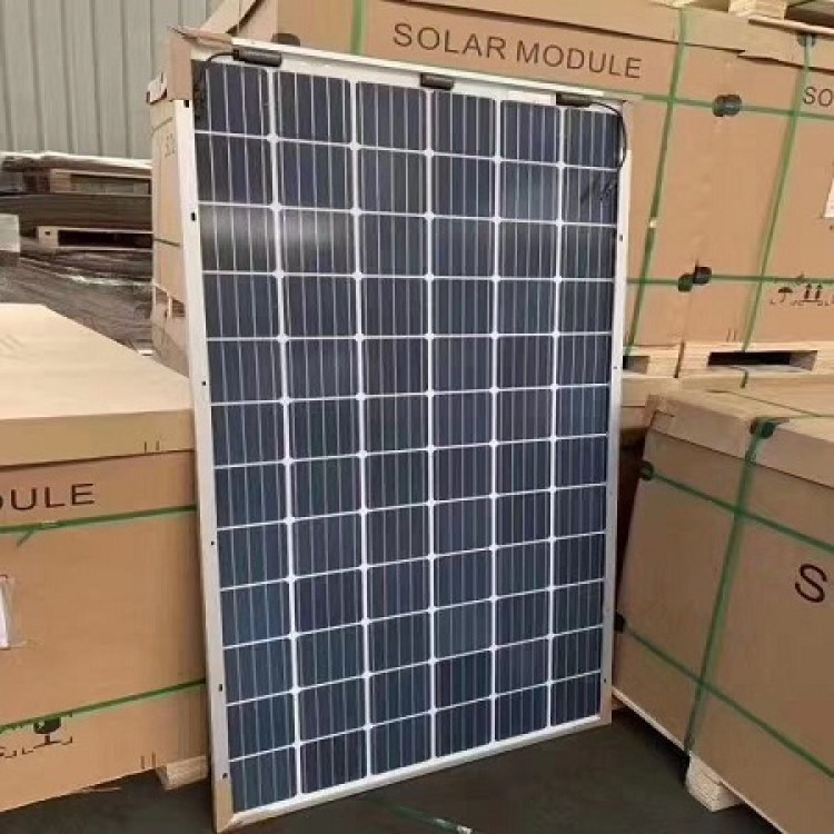 高价回收发电板组件  诚信经营太阳能电池板组件回收业务 鼎发新能源
