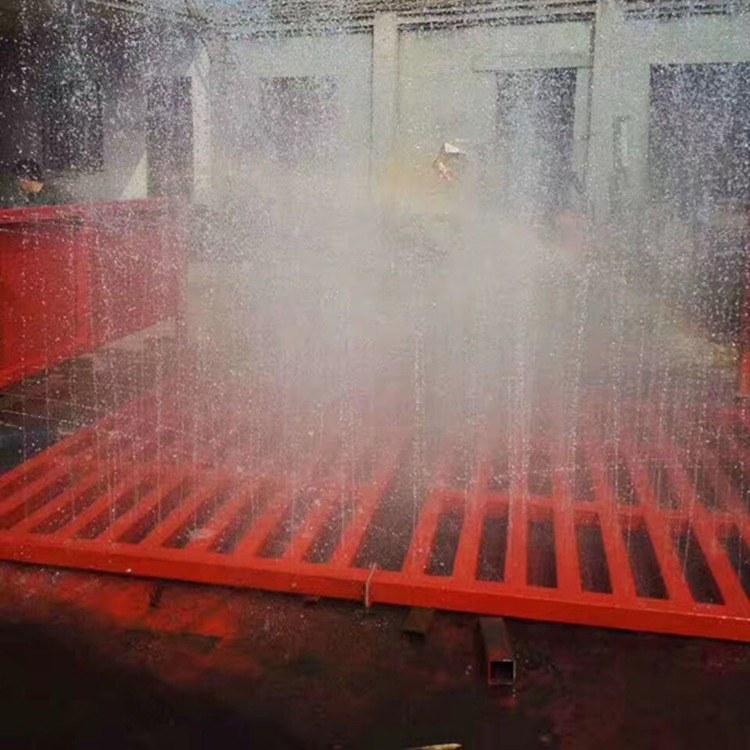 大型工程洗轮机 水循环车辆洗车机 环保工地冲洗设备