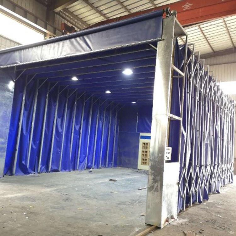 油幕式喷漆房 油幕式 固定喷漆房 专业生产厂家 质量过关