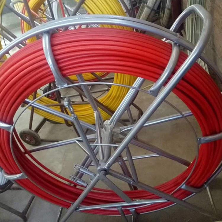 玻璃钢穿线器 程煤管道引线器 电缆穿线器