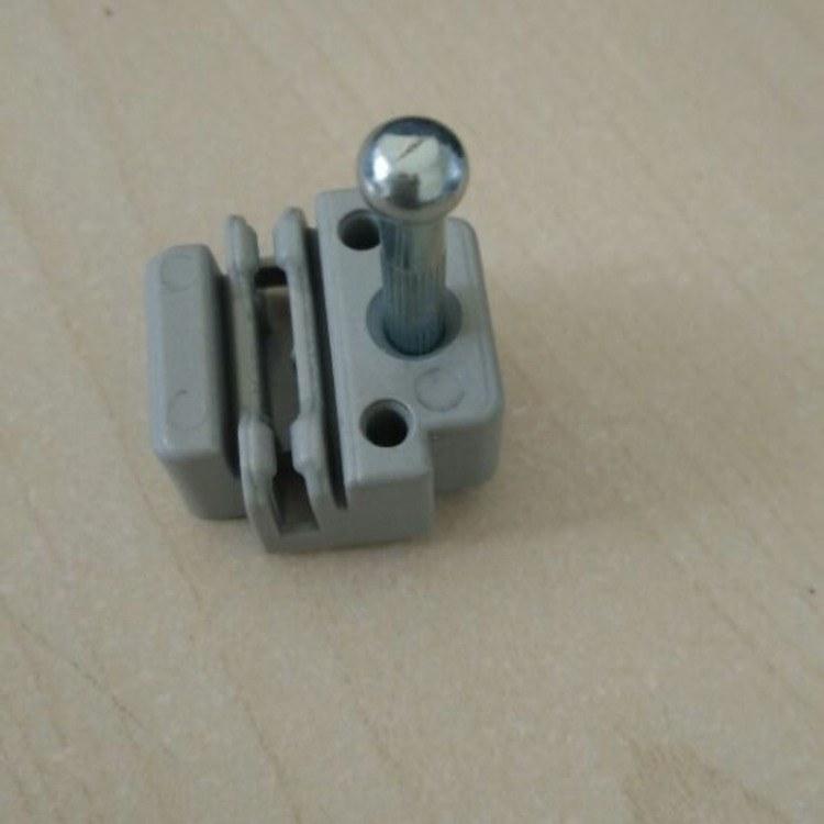 哪里有加工定制单股钉卡槽  ftth光钎安装配件单股钉卡槽