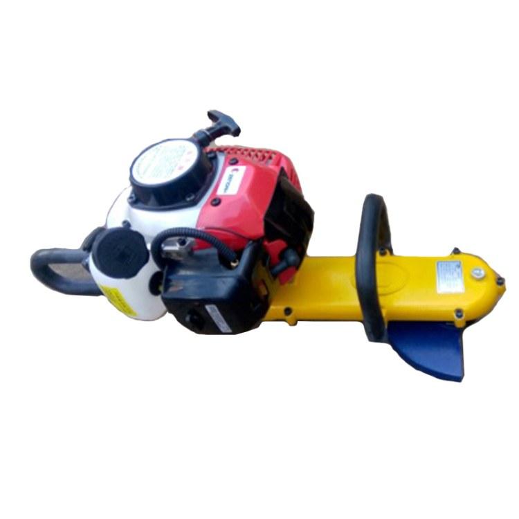 无死角作业便携式钢轨 程煤NM-180B手提式打磨机 内燃角向磨削机