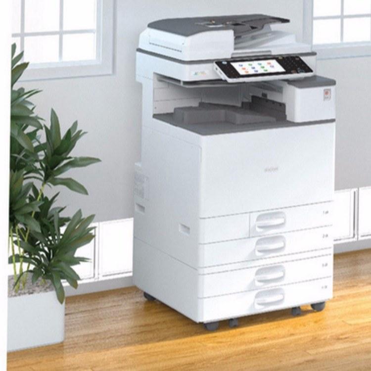 东莞至通办公A3彩色理光打印扫描复印机黑白彩色一体机租赁-WiFi打印