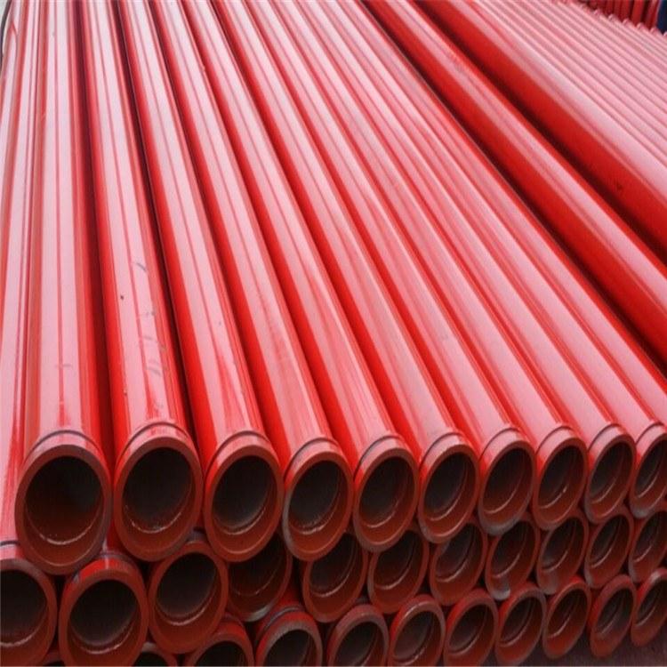泽峰专业制作 砼泵配件 耐磨泵管  混凝土布料机  高压管卡