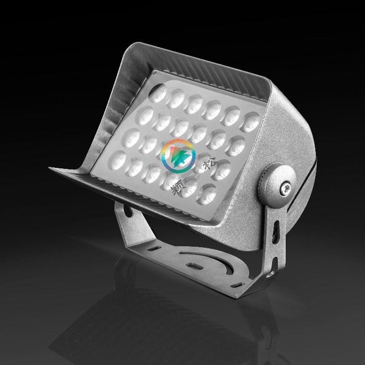 LED投光灯400WLED投光灯100W200W300W夜景亮户外防水探照