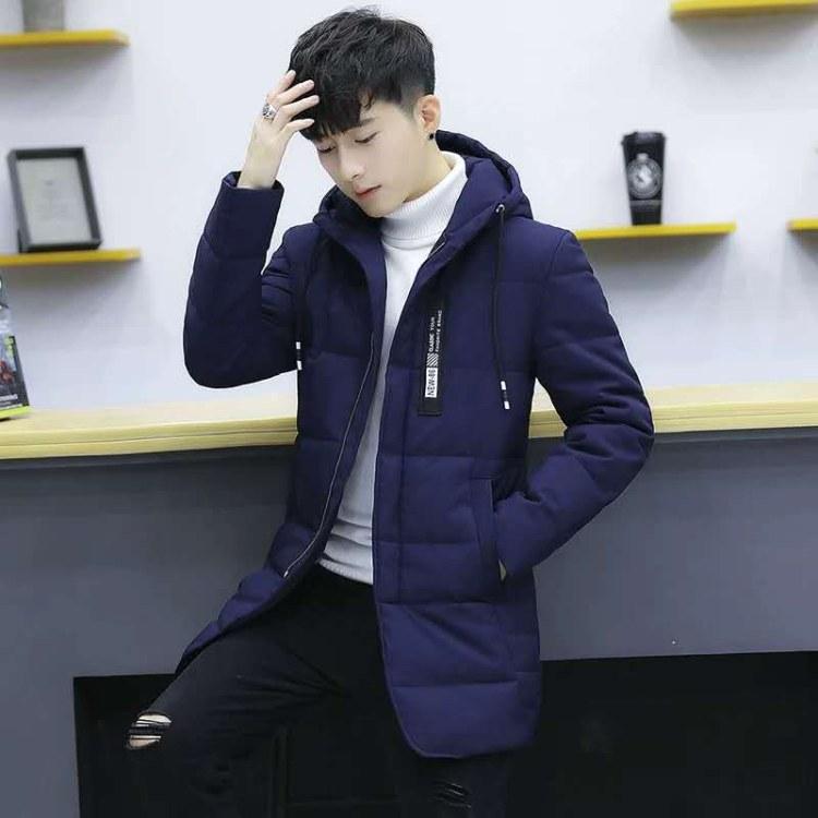 男士棉衣冬季外套加厚短款衣服韩版潮流羽绒棉服潮牌工装冬装棉袄
