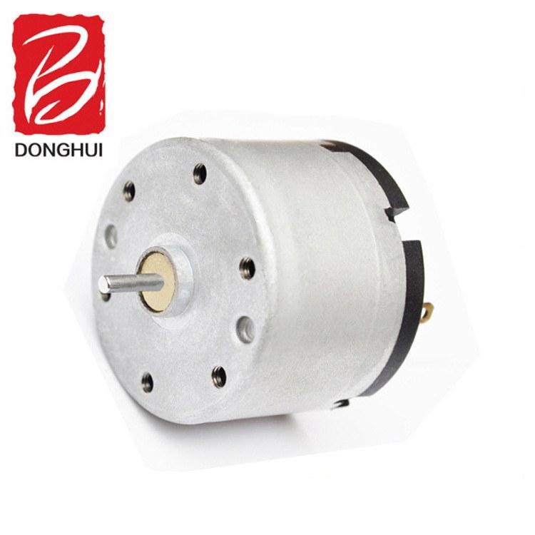 深圳工厂供应优质微型电机RF-520TB贵金属电刷马达
