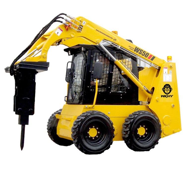 福威 小型滑移装载机 滑移装载机 生产厂家