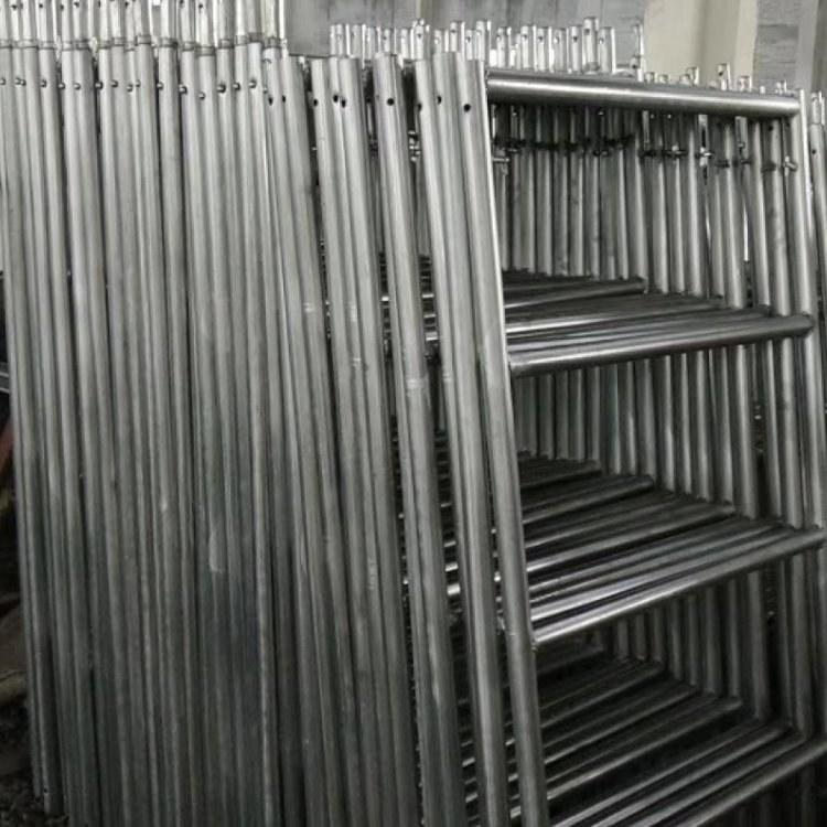 厂家生产可移动脚手架 折叠凳大量现货供应