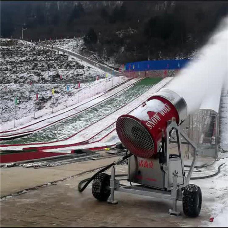北方人工造雪机适用参数