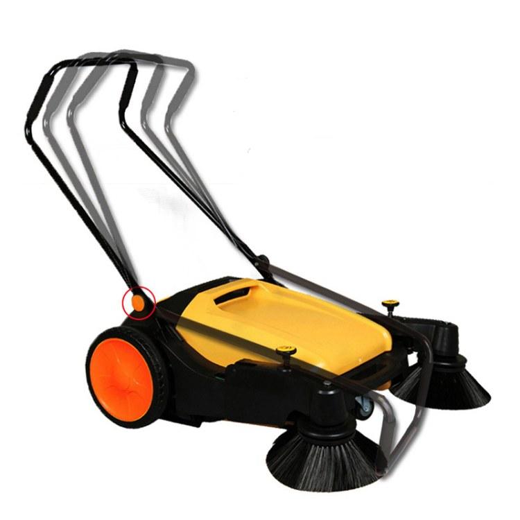 程煤扫地机 灰尘清扫车 无动力手推式扫地机 直销