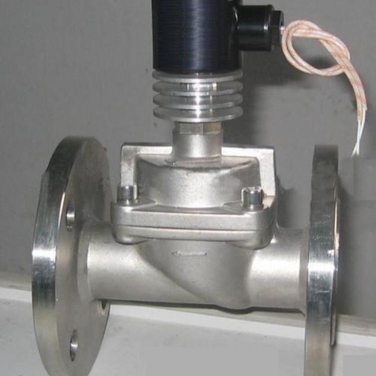 专业供应高压蒸汽用电磁阀,进口电磁阀,常开电磁阀